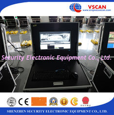China Light Under Vehicle Monitoring System For Undercarriage Inspection , Rs422 Interface supplier