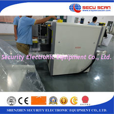 China EDS Hand X - Ray Inspection System 720 Bags Per Hour Long Life Time supplier