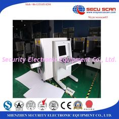 China High Security X Ray Baggage Inspection System With Remote Workstation supplier