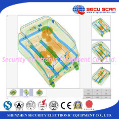 China Multi View Big Size Airport Security X Ray Scanner 0.5m / S Speed supplier