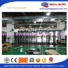 China Gantry Walk Through Metal Detector Rental With Multi Zone Alarm supplier