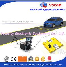 China High Resolution Security Under Vehicle Surveillance System 50 - 60hz supplier