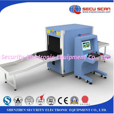 China Multi Language X Ray Luggage Scanner 80 Degree Generate Angle supplier