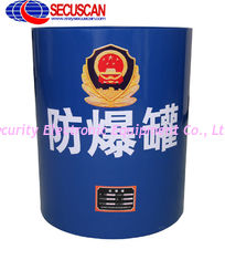 China Impact-resistant Bomb Basket EOD Equitment to Prevent Bomb Blast for Airport , Train Station supplier