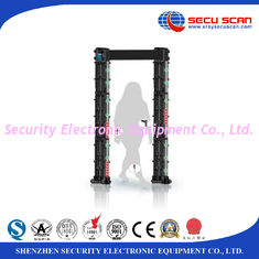 China Archway Metal Detector Security Gate For Gun Weapon Knife Detection supplier
