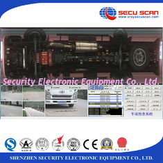 China Intel Core CPU high resolution Under Vehicle Surveillance System For Bomb Explosive supplier