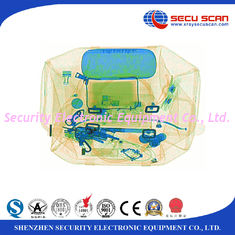 China Compact designd Multi view X Ray Security Scanner to check baggages in hotel supplier