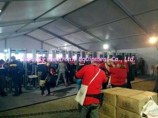 China X Ray Walk Through Security Metal Detectors For Event Conference Stadium Gym supplier