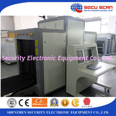 China Dual View Airport Xray Machine For Heavy Baggage , Security X Ray Machine supplier