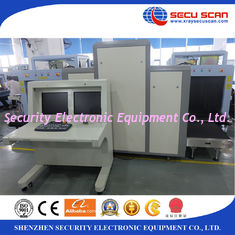 China Large Tunnel Size Security X Ray Baggage Inspection System For Customs , Airport , Seaport supplier