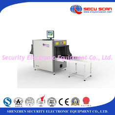 China Security Middle Size 6550 X - Ray Baggage Inspection System For Hotel supplier