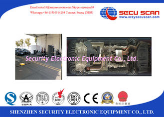 China Security Under Vehicle Bomb Detection System For Checkpoint / Packing Entrance supplier