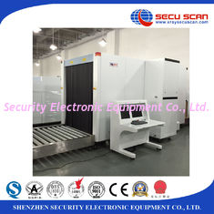 China Customs use X ray security scanner for pallet goods / cargo inspection supplier