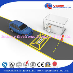 China UVSS Under Vehicle Surveillance System For Airport , Bus Station , Train Station supplier