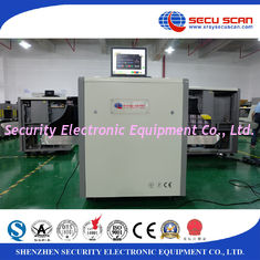 China Single energy Baggage And Parcel Inspection , x ray screening Cargo Inspection System supplier