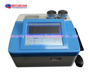 China Automatic Cleaning Explosives Detector Trace with High Speed , portable supplier