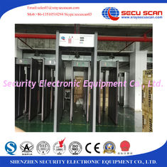 China Anti terrorist deep search Security Archway Metal Detector Gate for expo / events supplier