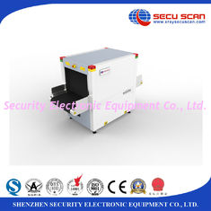 China High Performance X Ray Machine Security Scanner For Baggage Inspection , 40AWG Resolution supplier
