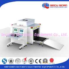 China CE Certified 160kv Luggage X Ray Machines For Big Size Baggage Inspection supplier