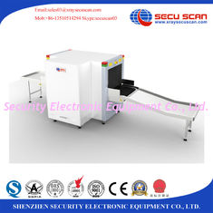 China Duel View X Ray Security Scanning Equipment To Detect Needle Inside Sport Shoes supplier
