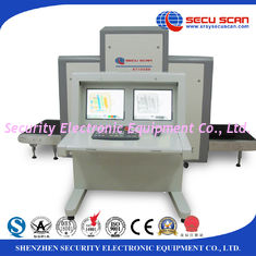 China 160Kv X Ray Baggage Scanner and Luggage Screening Inspection Machine resolution in 38-40 AWG supplier