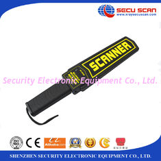 China Human Body Scanner Security Wand Metal Detectors AT-2008 Sensitivity Adjust Knob supplier