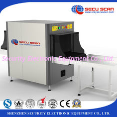 China Resolution 1920 * 1028 X Ray Baggage Scanner supplier