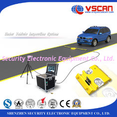 China AT3000 automatic under vehicle inspection system , under vehicle scanning system supplier