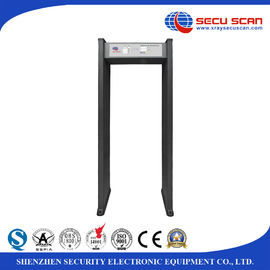 China AT IIIA security check Walk Through metal detector scanner at school supplier