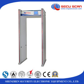 China 24 Zones AT300C full body metal detector equipment for Airport Security check supplier