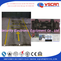 China IP68 Undercarriage Inspection System automatically scans each with DriverCam systems supplier