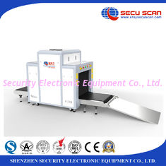 China Big size X-ray Luggage Scanner AT8065 for Logistics Cargo and Pallet Inspection supplier