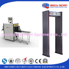 China Embassy Baggage And Parcel Inspection security Scanner luggage checking AT5030C supplier