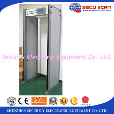 China 33 Zones Walk Through Metal Detector supplier