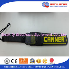 China Free Belt Holster Portable Metal Detectors , AT-2008 Hand Held Metal Detector supplier
