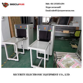 China Airport Belt X Ray Luggage Scanner Security System For Hotels / Office Building / Police supplier