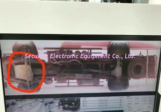 China Anti Terrorist Vehicle Scanning Inspection System For Checkpoints / Police / Border supplier