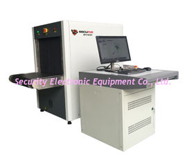 China Multi Energy SPX6550 Hotel security checking machine baggage scanning supplier