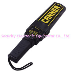 China High Sensitivity supper wand Hand Held Metal Detector Scanner for Airports supplier