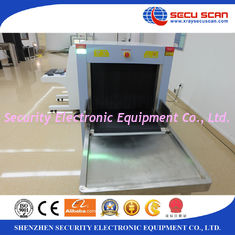 China 170kg Middle Size X Ray Baggage Scanner For Hotel , Airport Security Inspection supplier