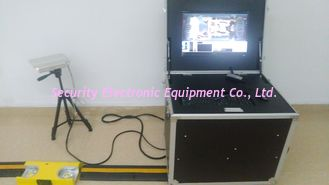 China AT3000 Under Vehicle Surveillance System Airports Under Vehicle Inspection Systems supplier