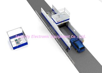 China High Security X Ray Scanning System Vehicles - X Ray Non Intrusive Inspection System supplier