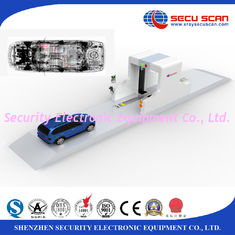 China Passenger Vehicle X Ray Security Scanner Small Vehicle Scanner / Car Scanner supplier