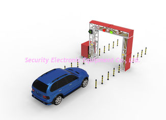 China Security Full X Ray Under Vehicle Surveillance System / Inspection System For Port supplier