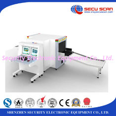 China Dual view AT6550D X Ray Scanning Machine Baggage with medium tunnel size supplier