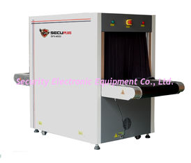 China Dual Energy Middle Size Baggage Screening Equipment For Hotel Security Check supplier