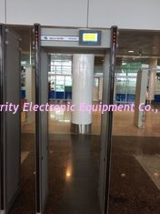 China 45 Zones Walk Through Security Scanners / AT300S Security Check Gate Airport USE supplier