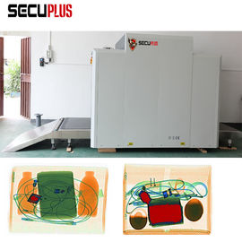 China Baggage Screening Machine Dual View Cargo Luggage Inspection 160KV supplier