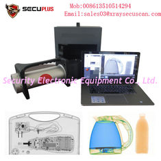 China Mobile Dual Energy X Ray Baggage Scanner Machine For Army , Easy To Move supplier