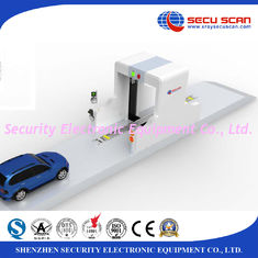 China AT2800 200Kv X Ray Security Scanner Machine For Small Truck Inspection supplier